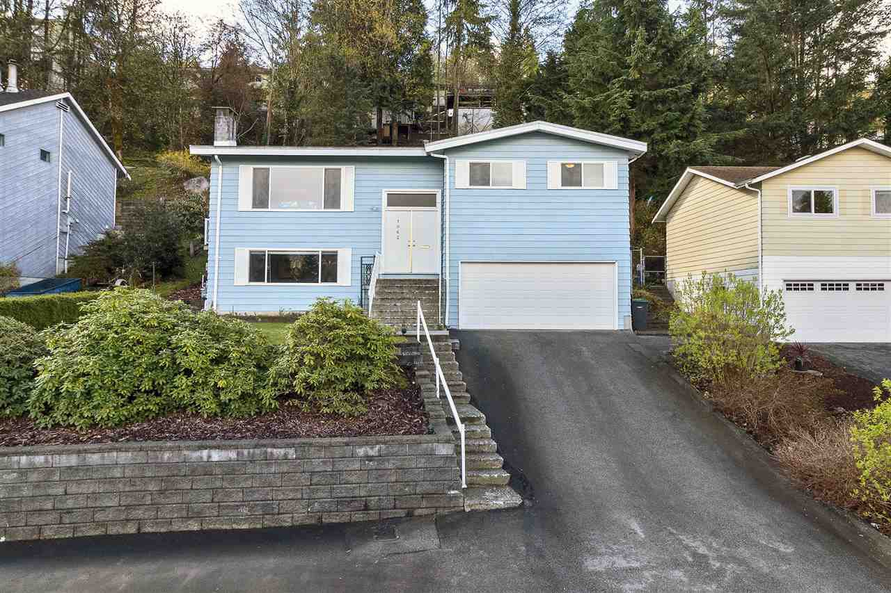 Main Photo: 1062 SPAR Drive in Coquitlam: Ranch Park House for sale : MLS®# R2359921