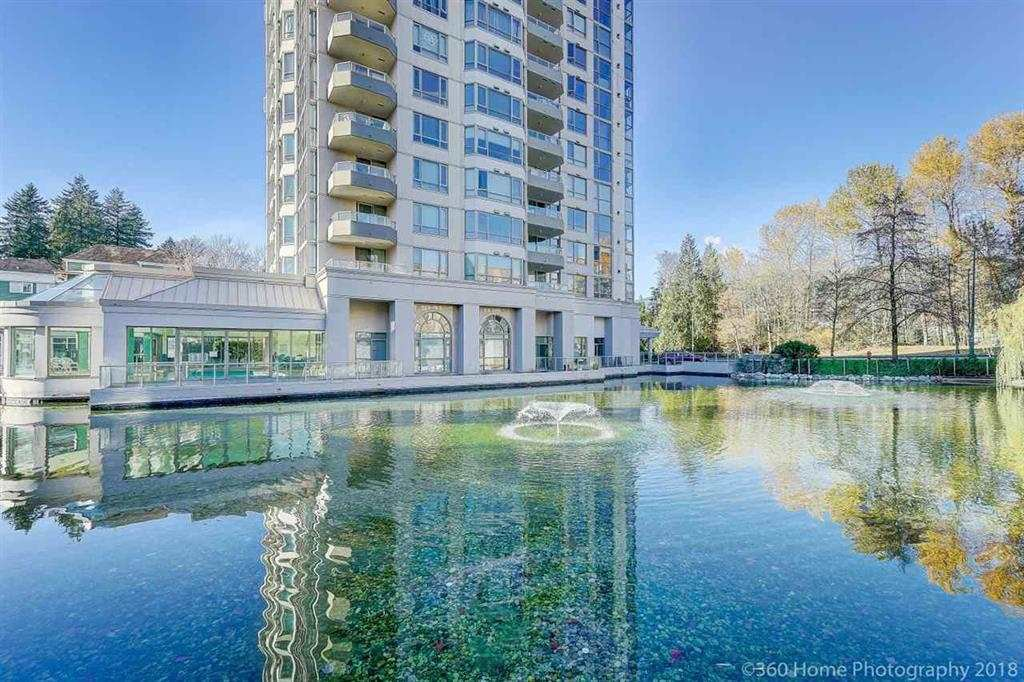 """Main Photo: 1508 3070 GUILDFORD Way in Coquitlam: North Coquitlam Condo for sale in """"LAKESIDE TERRACE"""" : MLS®# R2364402"""