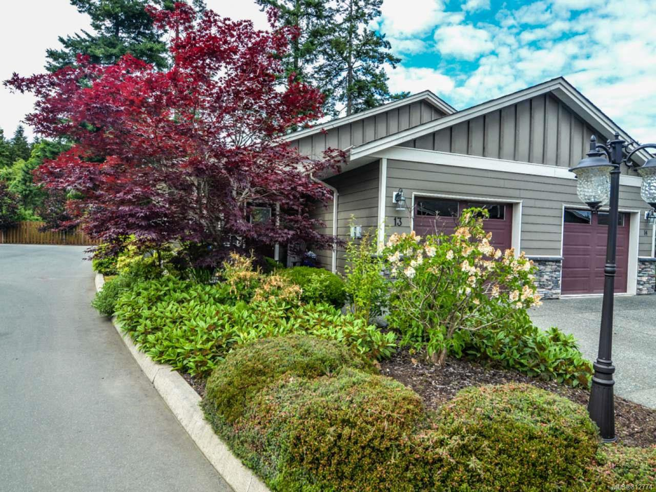Main Photo: 13 346 Erickson Rd in CAMPBELL RIVER: CR Willow Point Row/Townhouse for sale (Campbell River)  : MLS®# 812774