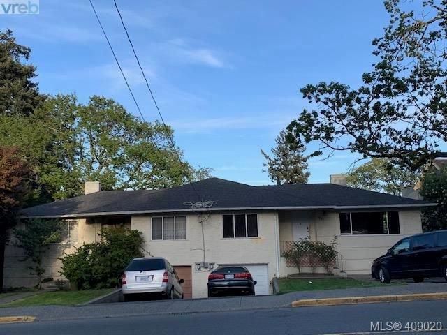 Main Photo: 709/713 Lampson Street in VICTORIA: Es Old Esquimalt Revenue Duplex for sale (Esquimalt)  : MLS®# 409020