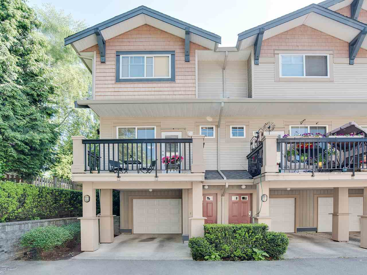 "Main Photo: 48 5839 PANORAMA Drive in Surrey: Sullivan Station Townhouse for sale in ""FOREST GATE"" : MLS®# R2373372"