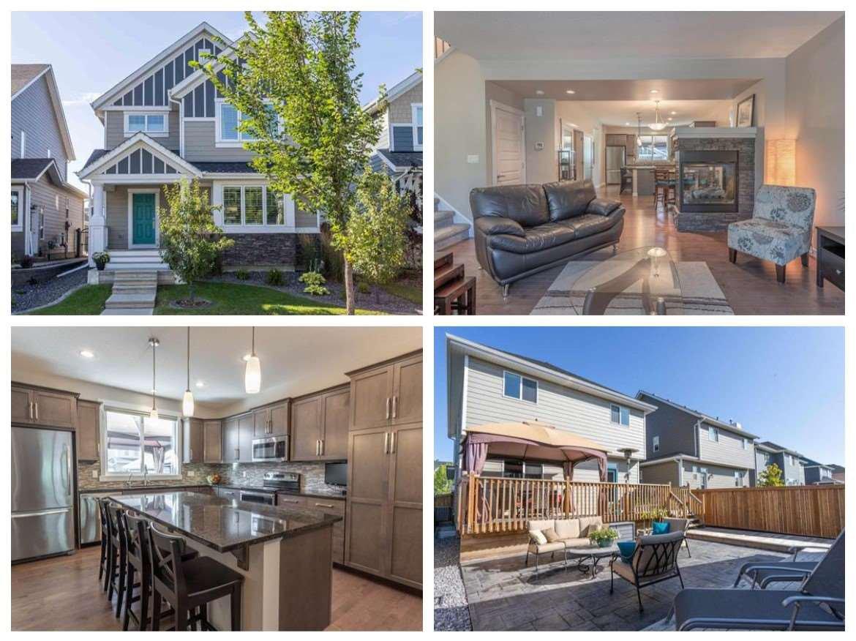 Main Photo: 7907 SUMMERSIDE GRANDE Boulevard in Edmonton: Zone 53 House for sale : MLS®# E4171721