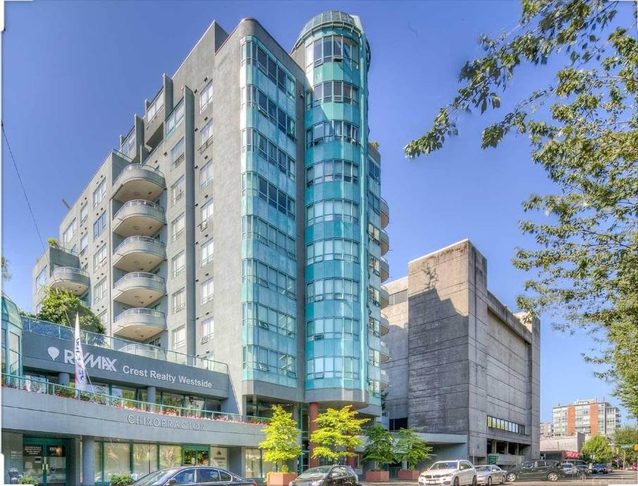 Main Photo: 603 1438 W 7TH Avenue in Vancouver: Fairview VW Condo for sale (Vancouver West)  : MLS®# R2401538