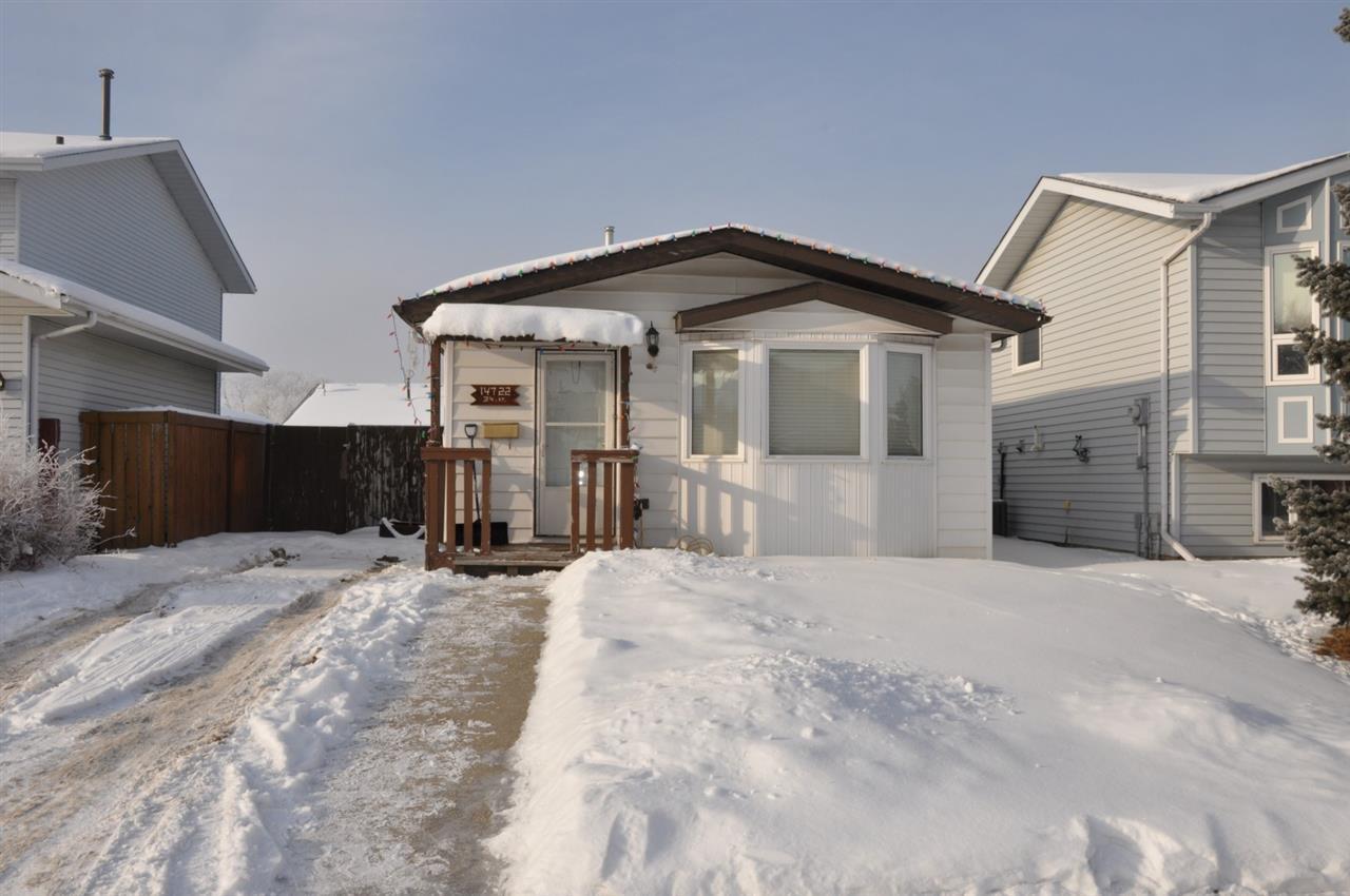 Main Photo: 14722 34 Street in Edmonton: Zone 35 House for sale : MLS®# E4185500