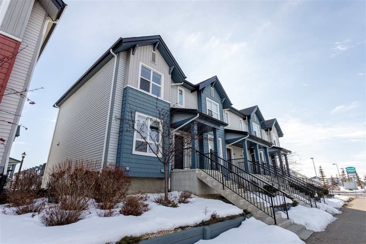 Main Photo: 16909 82 Street in Edmonton: Zone 28 Townhouse for sale : MLS®# E4190611