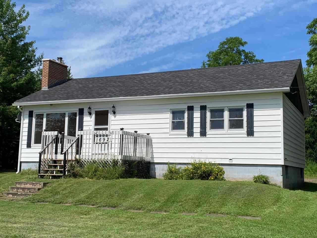 Main Photo: 1692 North Main Street in Westville: 107-Trenton,Westville,Pictou Residential for sale (Northern Region)  : MLS®# 202013849