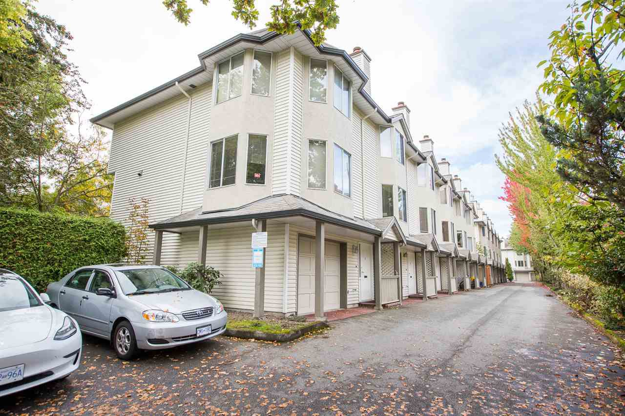Main Photo: 2 7711 MINORU Boulevard in Richmond: Brighouse South Townhouse for sale : MLS®# R2509063