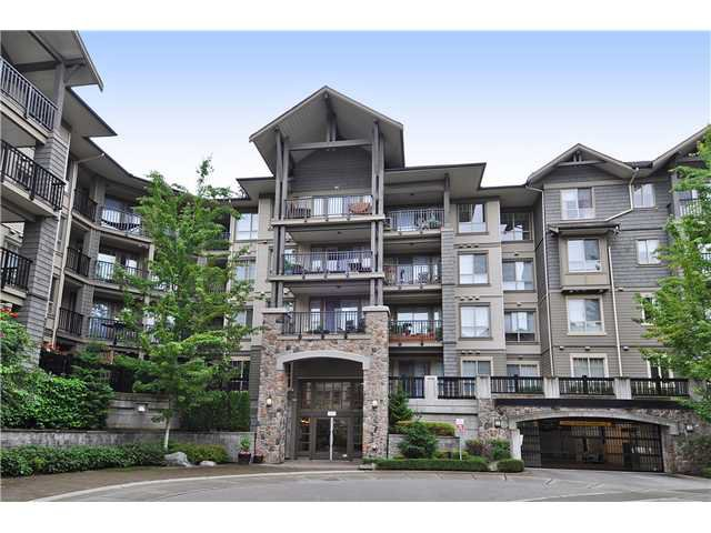 """Main Photo: 101 2969 WHISPER Way in Coquitlam: Westwood Plateau Condo for sale in """"SUMMERLIN"""" : MLS®# V909010"""