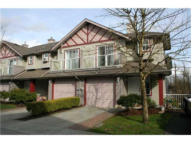 """Main Photo: # 6 11229 232ND ST in Maple Ridge: East Central Condo for sale in """"FOXFIELD"""" : MLS®# V936880"""