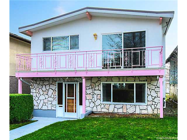 Main Photo: 3290 E 44TH Avenue in Vancouver: Killarney VE House for sale (Vancouver East)  : MLS®# V991160