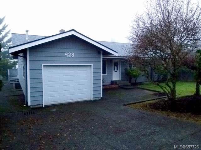 Main Photo: 428 QUADRA Avenue in CAMPBELL RIVER: Z1 Campbell River City House for sale (Zone 1 - Campbell River)  : MLS®# 657726