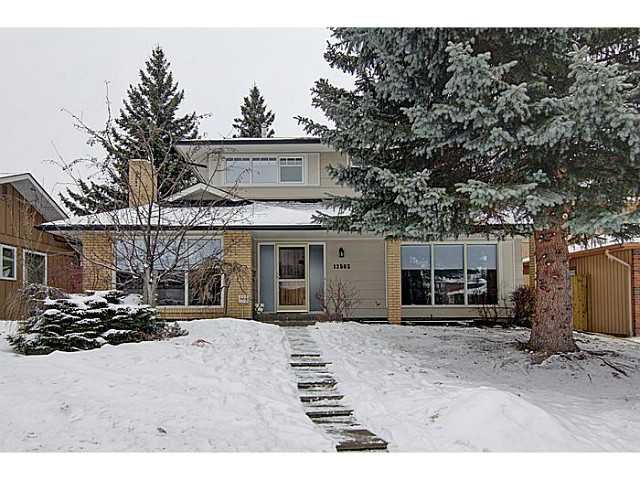 Main Photo: 12503 LAKE FRASER Way SE in CALGARY: Lake Bonavista Residential Detached Single Family for sale (Calgary)  : MLS®# C3610150