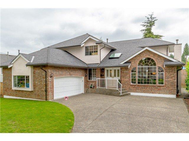 Main Photo: 7340 BURRIS Street in Burnaby: Upper Deer Lake House for sale (Burnaby South)  : MLS®# V1068415