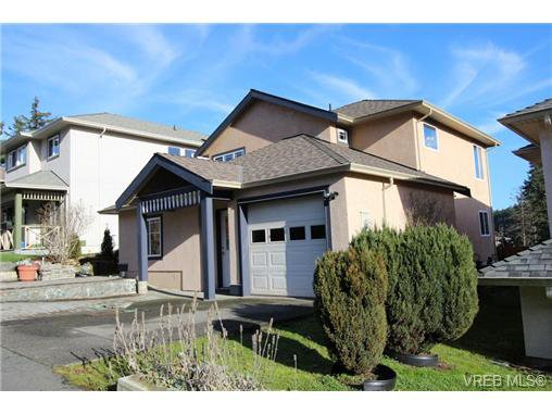 Main Photo: 612 McCallum Road in VICTORIA: La Thetis Heights Single Family Detached for sale (Langford)  : MLS®# 345807
