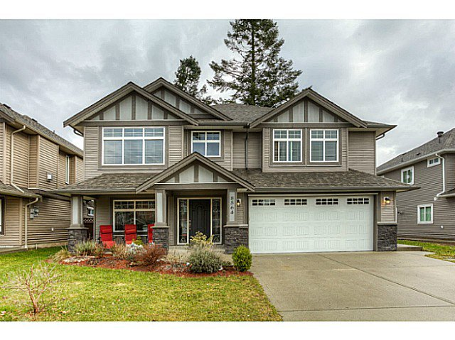 Main Photo: 8564 ALEXANDRA Street in Mission: Mission BC House for sale : MLS®# F1430521