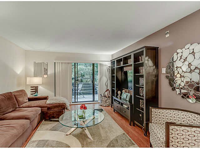 """Main Photo: 106 1200 PACIFIC Street in Coquitlam: North Coquitlam Condo for sale in """"GLENVIEW MANOR"""" : MLS®# V1139335"""