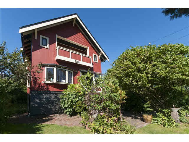 Main Photo: 1733 WATERLOO Street in Vancouver: Kitsilano House for sale (Vancouver West)  : MLS®# V1142962