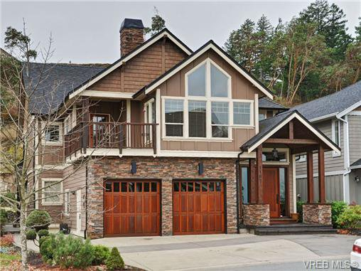 Main Photo: 1167 Natures Gate in VICTORIA: La Bear Mountain House for sale (Langford)  : MLS®# 716078
