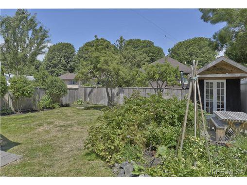 Main Photo: 1416 Denman St in VICTORIA: Vi Fernwood House for sale (Victoria)  : MLS®# 736823