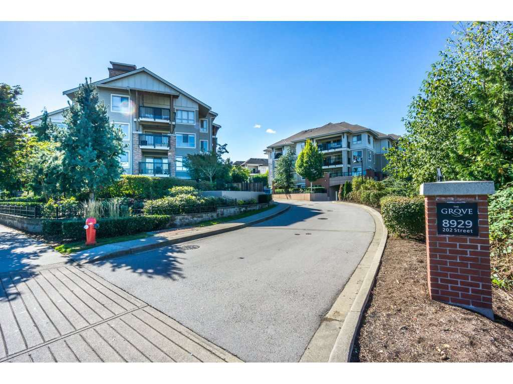"Main Photo: 314 8929 202 Street in Langley: Walnut Grove Condo for sale in ""THE GROVE"" : MLS®# R2106604"