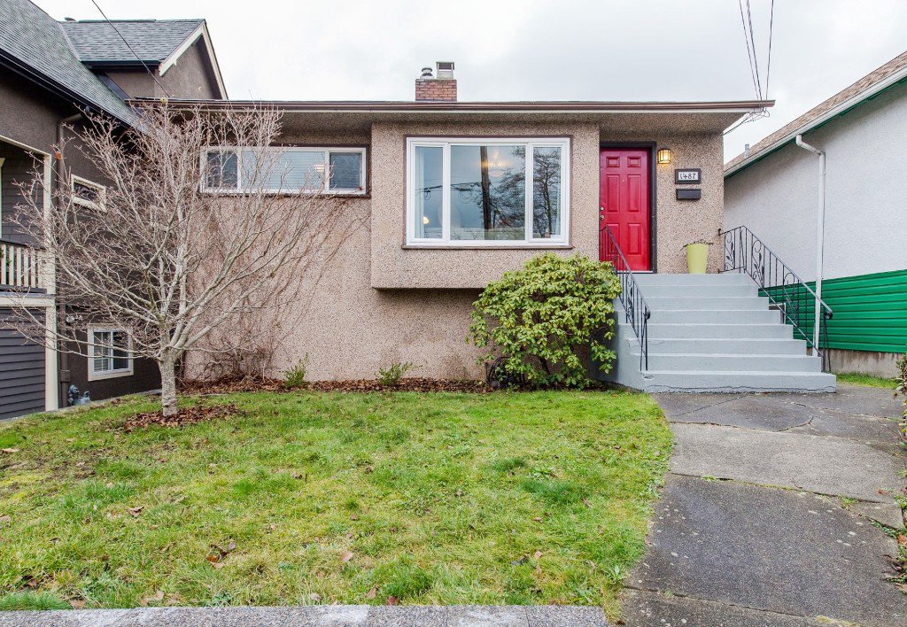 "Main Photo: 1487 E 27TH Avenue in Vancouver: Knight House for sale in ""King Edward Village"" (Vancouver East)  : MLS®# R2124951"
