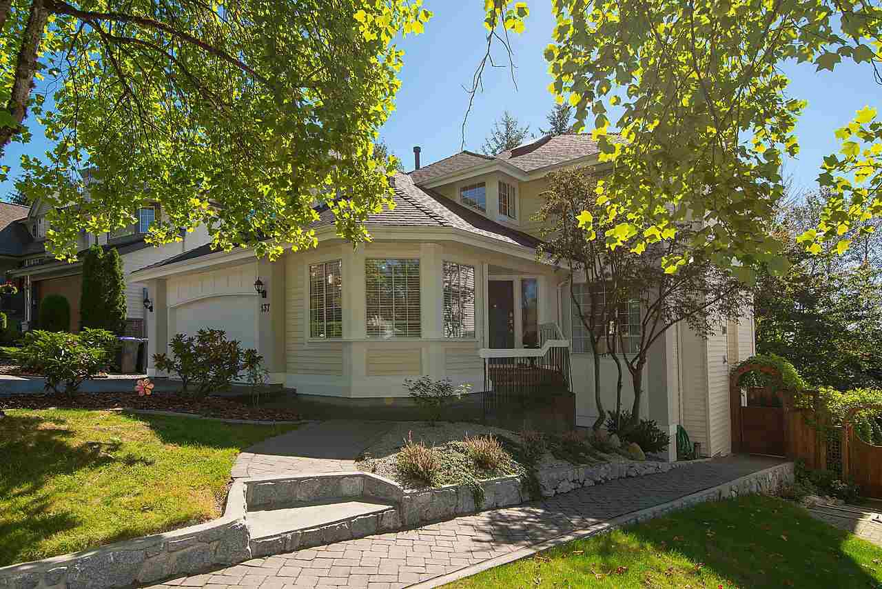 """Main Photo: 137 ASPENWOOD Drive in Port Moody: Heritage Woods PM House for sale in """"HERITAGE WOODS"""" : MLS®# R2131199"""