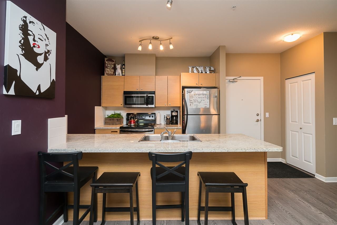 """Photo 5: Photos: 106 18755 68TH Avenue in Surrey: Clayton Condo for sale in """"COMPASS"""" (Cloverdale)  : MLS®# R2166874"""