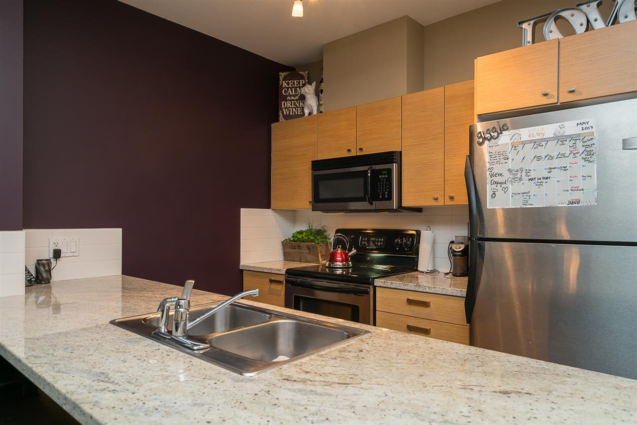 """Photo 4: Photos: 106 18755 68TH Avenue in Surrey: Clayton Condo for sale in """"COMPASS"""" (Cloverdale)  : MLS®# R2166874"""