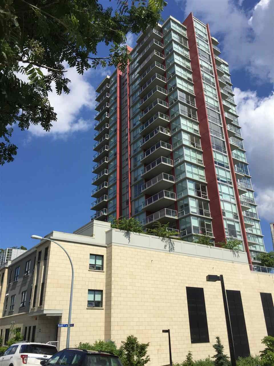 Main Photo: 1605 125 COLUMBIA STREET in New Westminster: Downtown NW Condo for sale : MLS®# R2177388