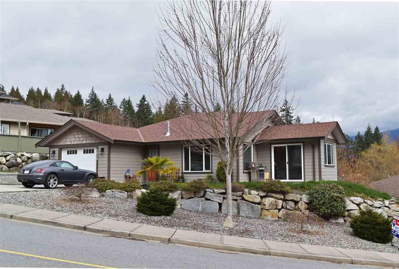 Main Photo: 5854 MEDUSA Street in Sechelt: Sechelt District House for sale (Sunshine Coast)  : MLS®# R2248469