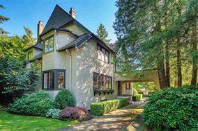 Main Photo: 5516 Churchill Street in vancouver: Shaughnessy House for sale (Vancouver West)  : MLS®# R2193511