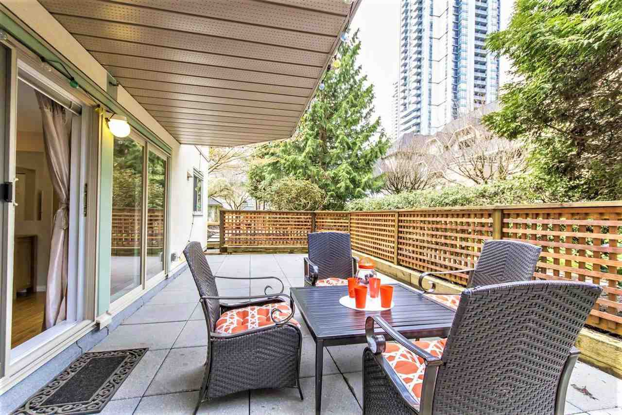 "Main Photo: 112 1148 WESTWOOD Street in Coquitlam: North Coquitlam Condo for sale in ""THE CLASSICS"" : MLS®# R2255567"