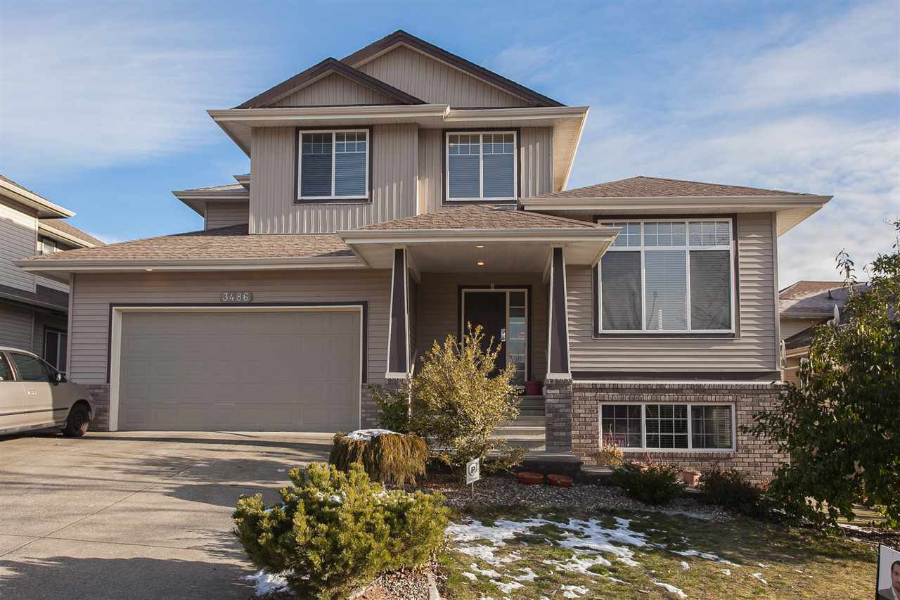 Main Photo: 3486 PROMONTORY COURT in Abbotsford: Abbotsford West House for sale : MLS®# R2240773