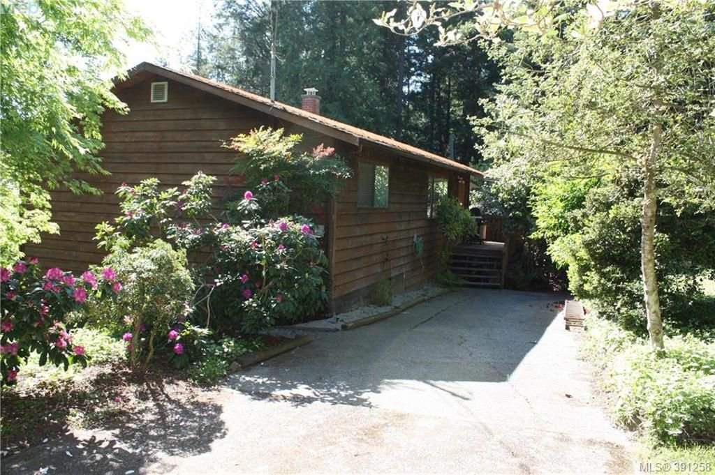 Main Photo: 105 Graham Drive in SALT SPRING ISLAND: GI Salt Spring Single Family Detached for sale (Gulf Islands)  : MLS®# 391258