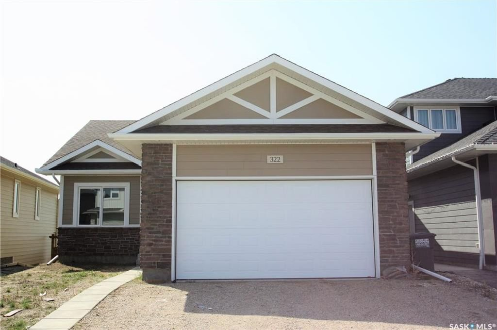 Main Photo: 322 Langlois Way in Saskatoon: Stonebridge Residential for sale : MLS®# SK732343