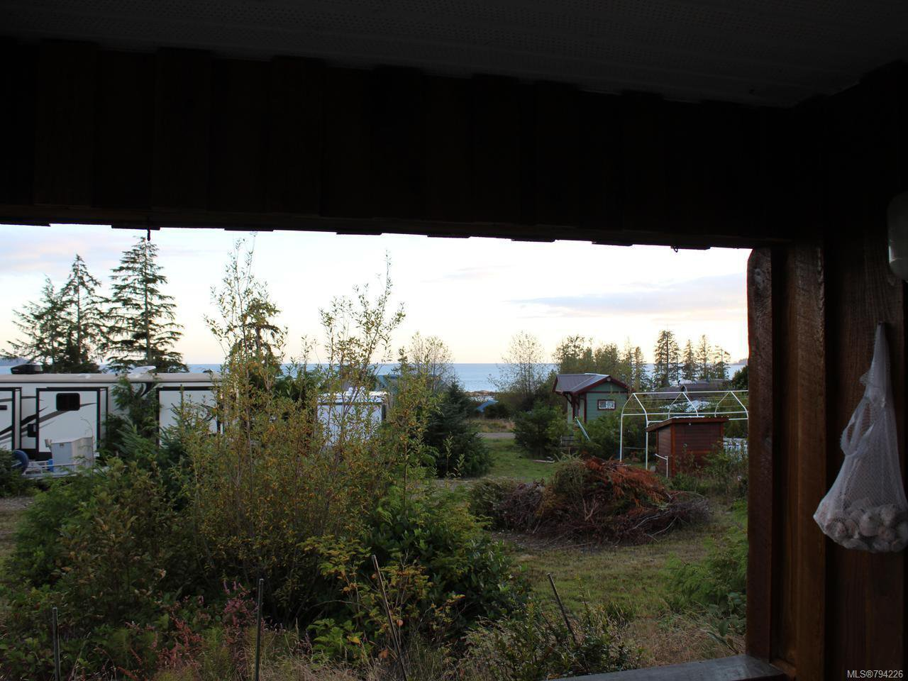 Main Photo: 1137 3rd Ave in UCLUELET: PA Salmon Beach House for sale (Port Alberni)  : MLS®# 794226