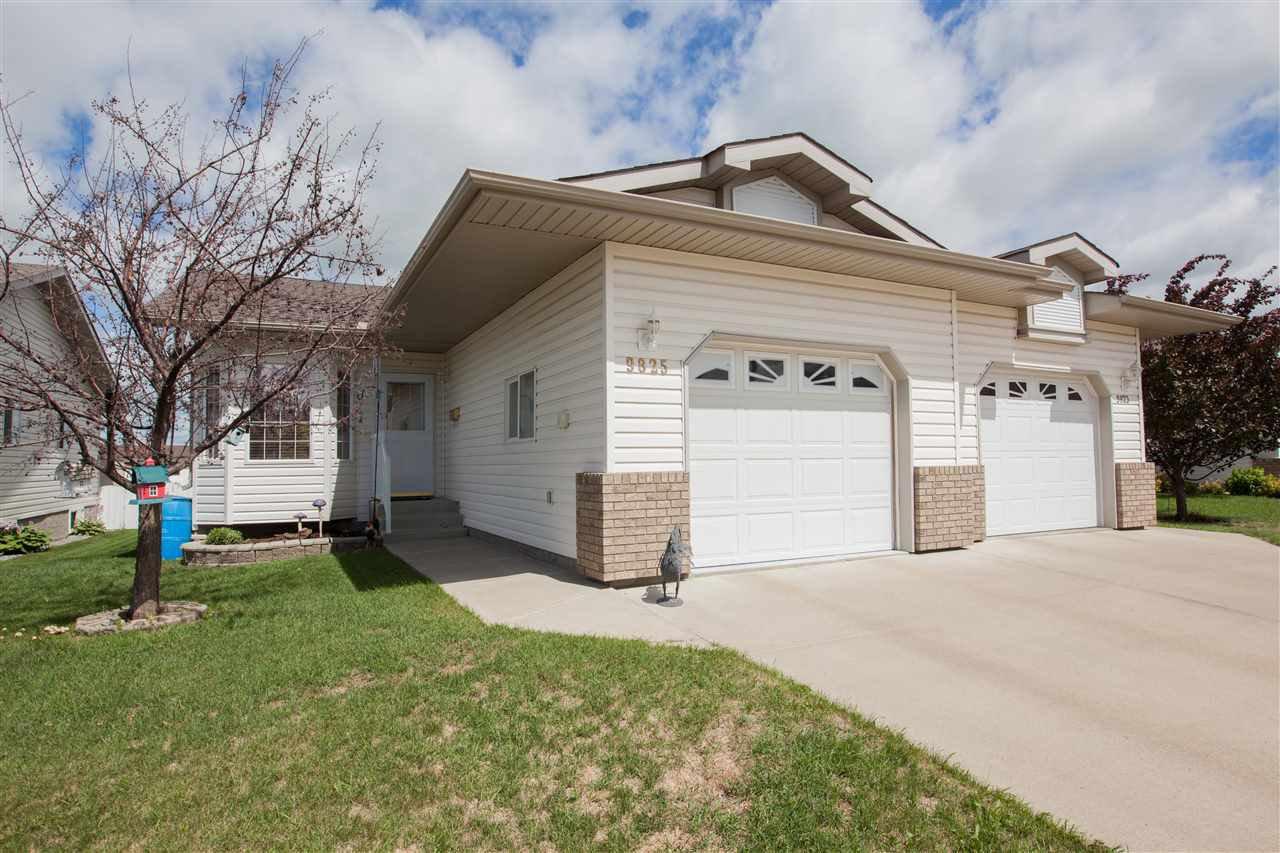 Main Photo: 9825 100A Avenue: Morinville House Half Duplex for sale : MLS®# E4159484