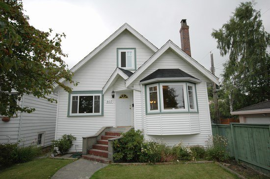 Main Photo: 807 West 63rd Ave in Vancouver: Marpole Home for sale ()  : MLS®# V662549