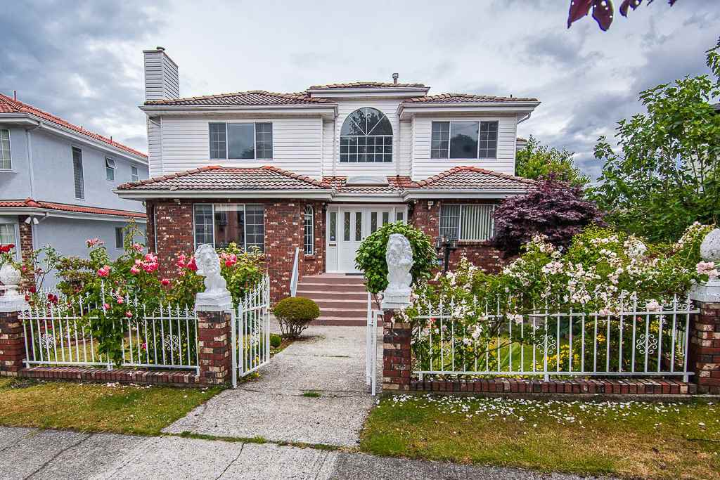 Main Photo: 3569 ANZIO Drive in Vancouver: Renfrew Heights House for sale (Vancouver East)  : MLS®# R2385044