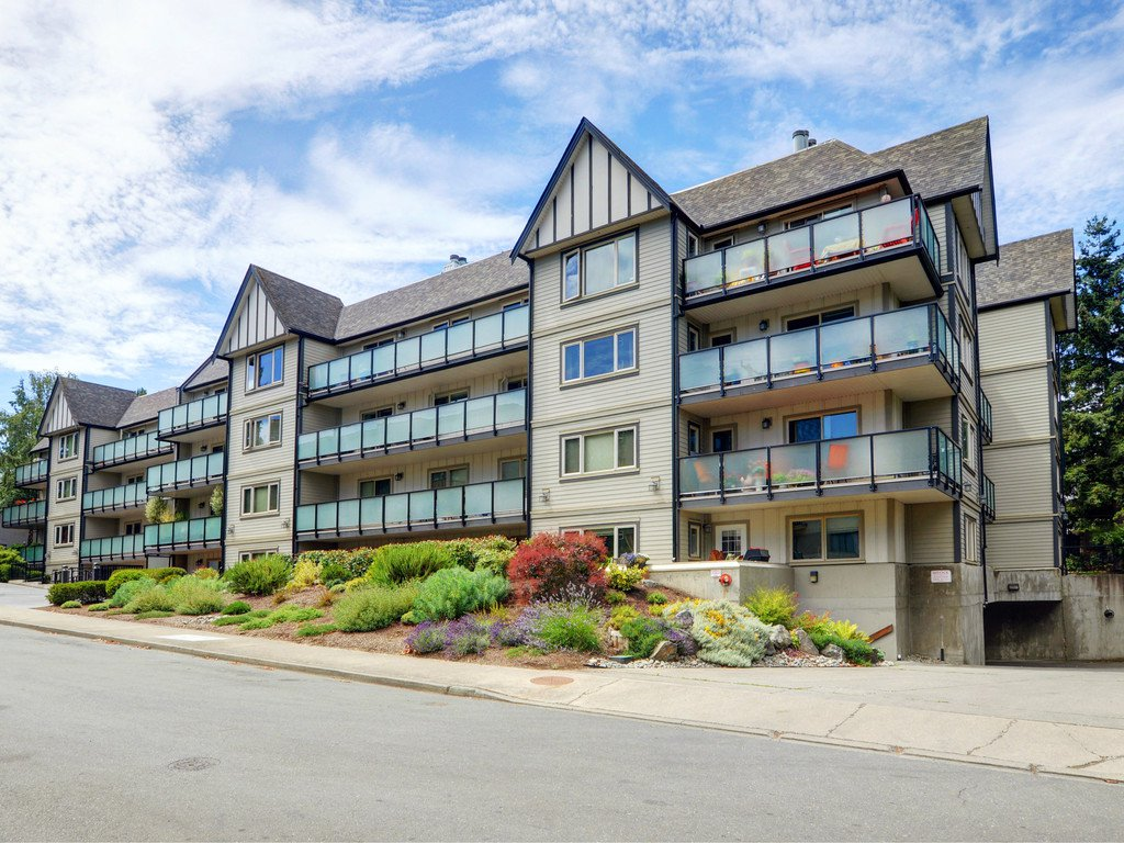 Main Photo: 205 1436 Harrison Street in VICTORIA: Vi Downtown Condo Apartment for sale (Victoria)  : MLS®# 413666