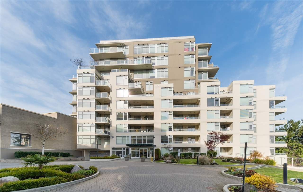 "Main Photo: 108 9288 UNIVERSITY Crescent in Burnaby: Simon Fraser Univer. Condo for sale in ""NOVO"" (Burnaby North)  : MLS®# R2418327"