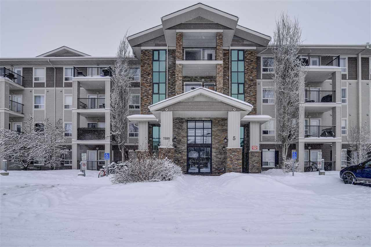Main Photo: 5114 7335 SOUTH TERWILLEGAR Drive in Edmonton: Zone 14 Condo for sale : MLS®# E4187571