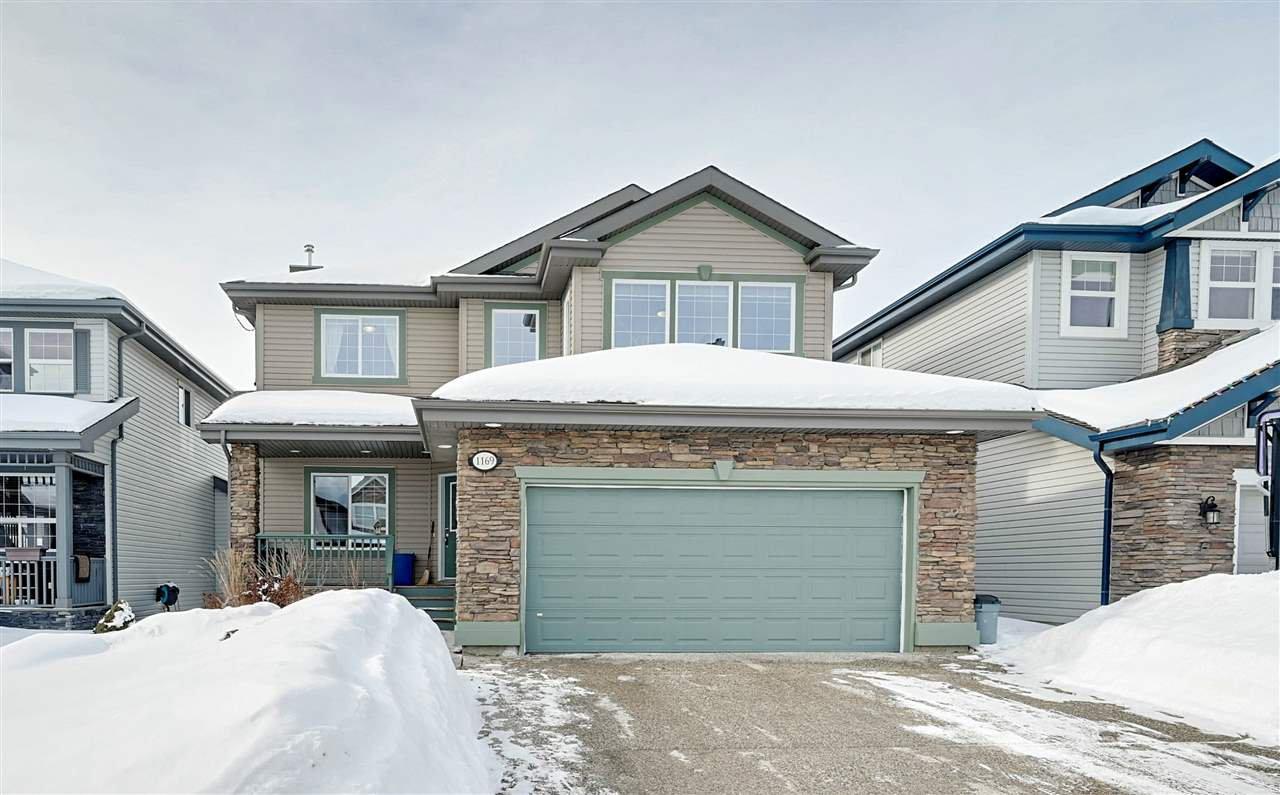 Main Photo: 1169 GOODWIN Circle in Edmonton: Zone 58 House for sale : MLS®# E4188927