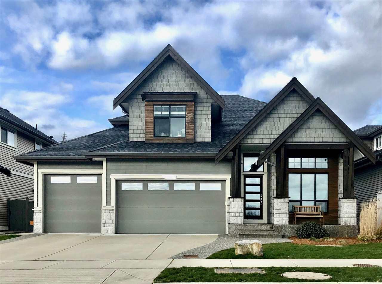 "Main Photo: 24761 101B Avenue in Maple Ridge: Albion House for sale in ""Jackson Ridge"" : MLS®# R2448281"