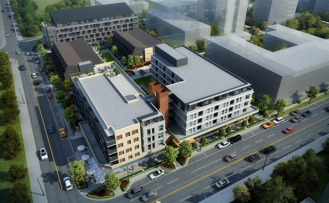 Main Photo: 505 22265 DEWDNEY TRUNK Avenue in Maple Ridge: West Central Condo for sale : MLS®# R2469335