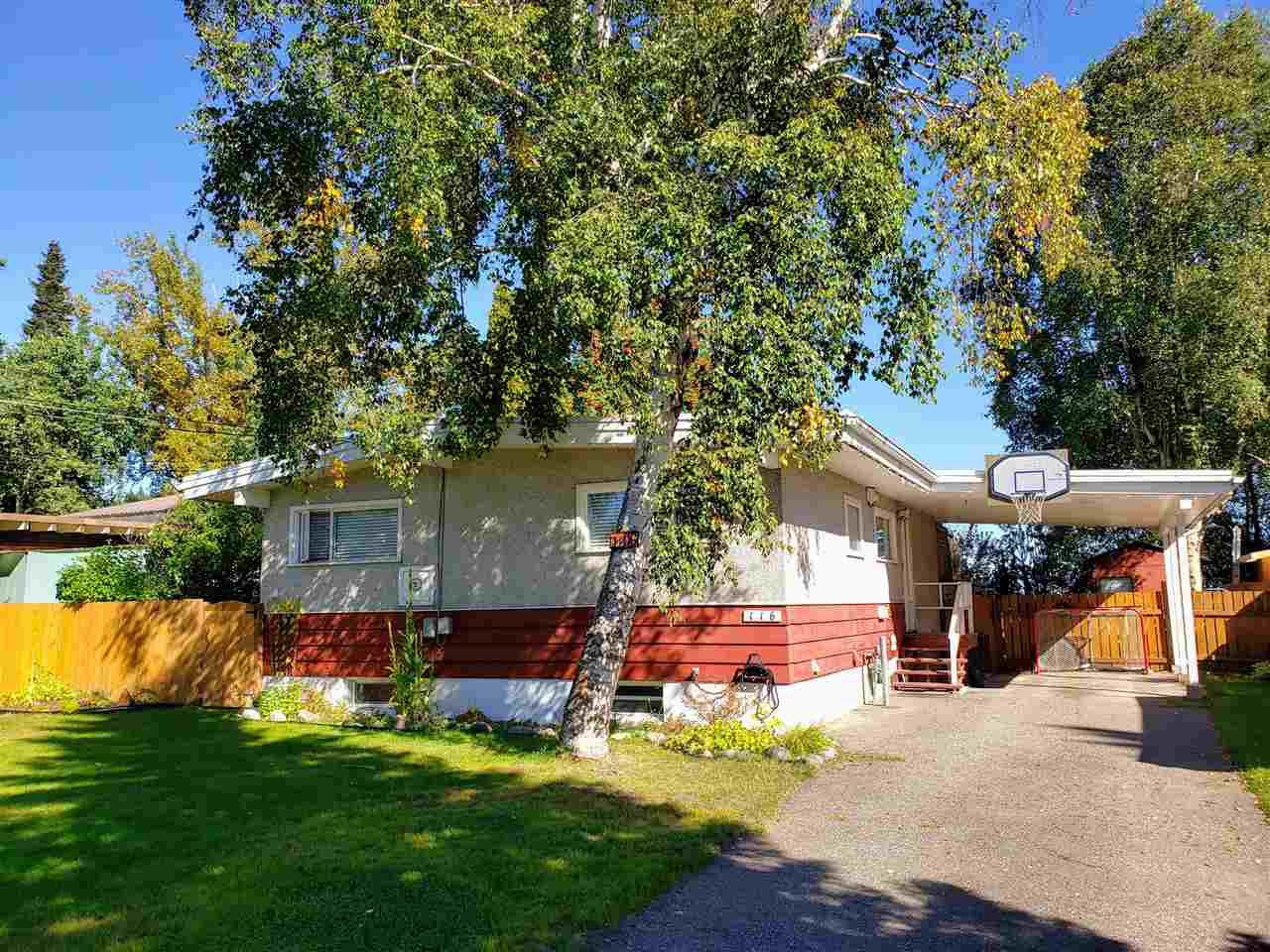 Main Photo: 116 DOUGLAS Street in Prince George: Nechako View House for sale (PG City Central (Zone 72))  : MLS®# R2497558