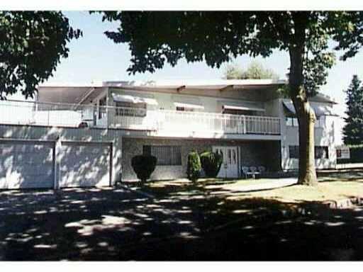 Main Photo: : House for sale : MLS®# v1001616