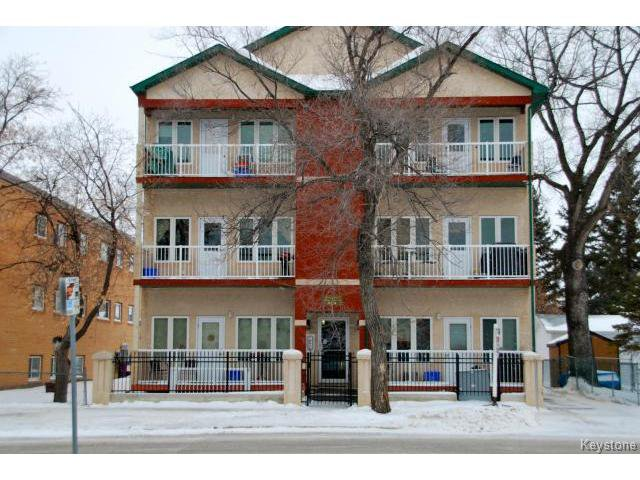 Main Photo: 393 Edison Avenue in WINNIPEG: North Kildonan Condominium for sale (North East Winnipeg)  : MLS®# 1325739