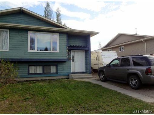 Main Photo: 3826 Taylor Street East in Saskatoon: Duplex for sale : MLS®# SK499355