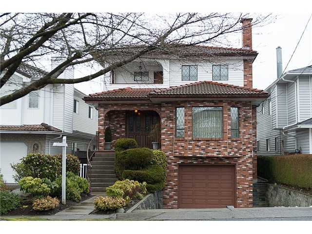 Main Photo: 6658 RANDOLPH Avenue in Burnaby: Upper Deer Lake House for sale (Burnaby South)  : MLS®# V1068822